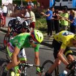 Sagan et Froome
